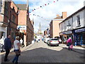 SK1109 : Conduit Street - Tamworth Street by Betty Longbottom