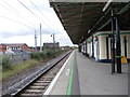 SK1109 : Platform 2 - Lichfield City Station by Betty Longbottom