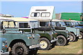 TQ5012 : Land Rovers, Laughton Show by Oast House Archive
