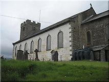 St Patrick's Bampton Grange by Martin Dawes