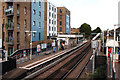 TQ2079 : South Acton Station by Dr Neil Clifton