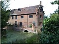 TQ4275 : Tudor Barn and moat, Well Hall Pleasaunce by David Martin