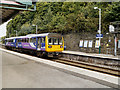 SJ9985 : New Mills Central Station by David Dixon