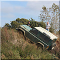 TQ5012 : Off roading, Laughton Show by Oast House Archive