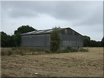 TF2002 : Farm building off Newborough Road by JThomas