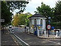 TQ3372 : Dulwich Tollgate from the north by Robin Drayton