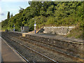 SJ9786 : Strines Railway Station by David Dixon