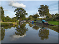 SJ9688 : Peak Forest Canal, Marple by David Dixon