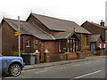 SJ9784 : Disley Baptist Church by David Dixon