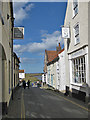 TG0244 : High Street, Blakeney by Pauline Eccles