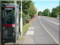 SK7219 : Phone box in Asfordby Hill by Mat Fascione