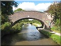 SP3689 : Coventry Canal: Bridge Number 18: Turn Over Bridge by Nigel Cox