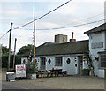 TG0043 : The Anchor Inn, Morston by Pauline Eccles