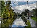 SD8800 : Rochdale Canal at Newton Heath by David Dixon