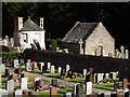 NO7095 : Kirkyard, Banchory St Ternan by Colin Smith