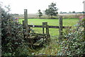SP7932 : Footpath to Little Horwood Manor by Philip Jeffrey