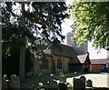 TQ6892 : St Mary Magdalene, Great Burstead by John Salmon