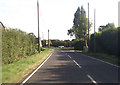 SP1253 : Cranhill road junction from Wixford Road by John Firth