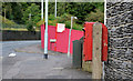 J3280 : Letter box, Bellevue, Belfast by Albert Bridge