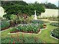 TL0935 : Italian Gardens - Wrest Park by Paul Gillett