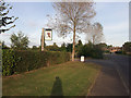 SP8027 : Entrance to Betsey Wynne at Swanbourne by John Firth