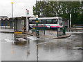 SD7806 : Radcliffe Bus Station by David Dixon