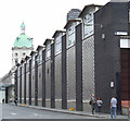TQ3181 : Smithfield Market by Thomas Nugent