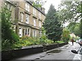 SK3059 : Elegant houses at Matlock, Derbyshire by Derek Voller