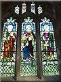 ST5656 : St Mary, West Harptree: stained glass window (b) by Basher Eyre