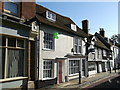 TR0161 : No 73 and 74, West Street, Faversham  by David Anstiss