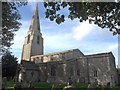 TL0977 : St Swithin's, Old Weston by Ben