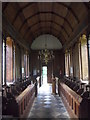 TL1281 : Interior of St John's, Little Gidding by Ben