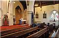 TQ5088 : St Andrew, St Andrews Road, Romford - South chapel by John Salmon