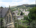 SD9324 : Todmorden - former Christ Church by Dave Bevis