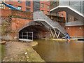 SJ8498 : Ducie Street Bridge (Ashton Canal Bridge#1) by David Dixon