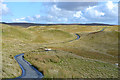 SN7868 : The road past Teifi Pools : Week 40