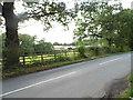 TQ0082 : Black Park Road overlooking Rowley Farm by David Howard