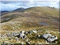 NN6551 : The east ridge of Meall Garbh by Richard Law