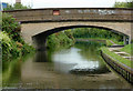 SP1190 : Wood Lane Bridge at Birches Green, Birmingham by Roger  Kidd