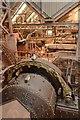 SW3734 : Geevor Mine - Mill by Ashley Dace