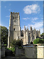 SP1114 : Church of St Peter and St Paul, Northleach by Stuart Logan