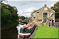 SD8842 : Leeds &amp; Liverpool Canal at Foulridge Wharf by Alexander P Kapp