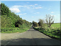 SP1213 : Eastington Road east of Upper End Farm by Stuart Logan