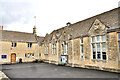 SP0208 : Primary School - North Cerney by Brian Chadwick