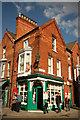 SK9771 : Bailgate Post Office by Richard Croft