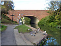 TQ1783 : Manor Farm Road Bridge, Alperton by Robin Webster