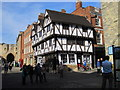 SK9771 : Tourist information building, Lincoln by Julian P Guffogg