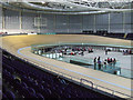 NS6163 : Sir Chris Hoy Velodrome by Thomas Nugent