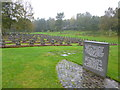 SJ9815 : Broadhurst Green, German Military Cemetery by Mike Faherty