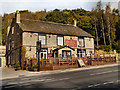 SK0494 : The Royal Oak, Sheffield Road by David Dixon